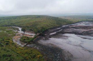 En alerta Conagua por bordos de agua afectados por lluvias en Zacatecas