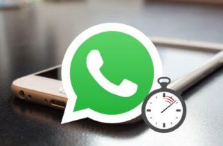"""WhatsApp prepara el """"modo desaparición"""" en sus chats"""