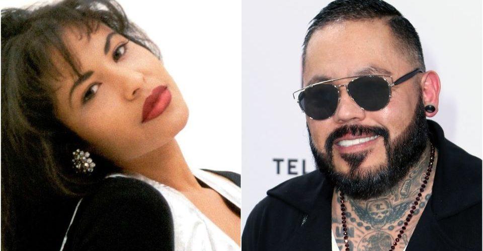 Publican foto inédita de Selena Quintanilla