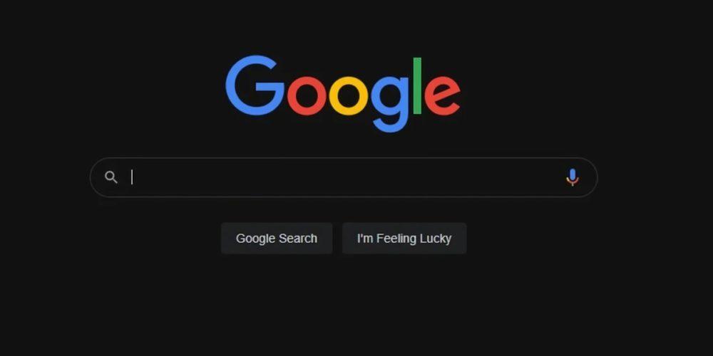 """Google presenta función de """"modo oscuro"""" en escritorio"""