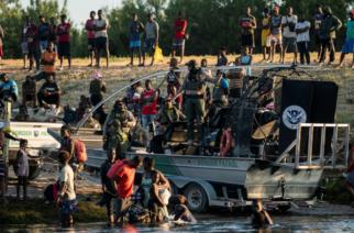 Buscan acuerdo para controlar migración entre México y EEUU