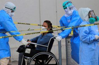 7 mil 40 contagios más en 24 horas en México