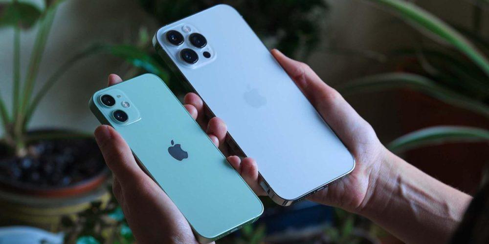Filtran detalles y precio del nuevo iPhone 13
