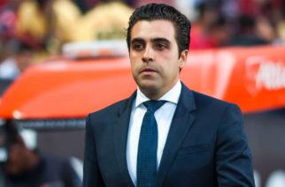Confirman a Michel Leaño como DT interino de Chivas