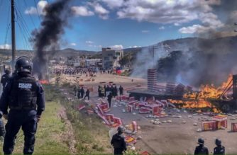 Detienen a exmandos policiacos por operativo en Nochixtlán en 2016