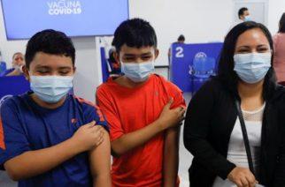 El Salvador aprueba vacunación contra Covid para niños mayores de 6 años