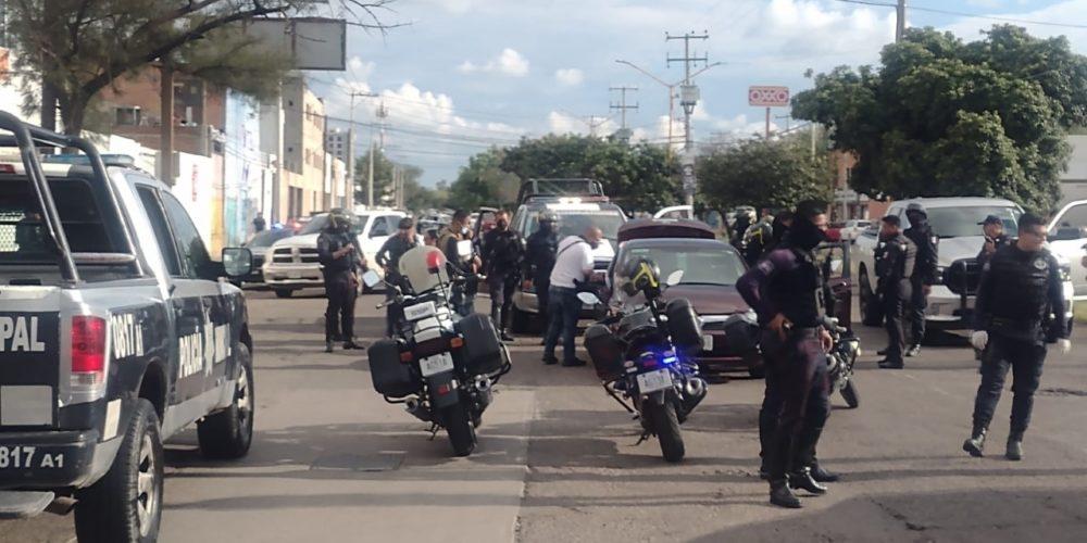 Detienen a dos más en Aguascalientes, relacionados con sujetos armados