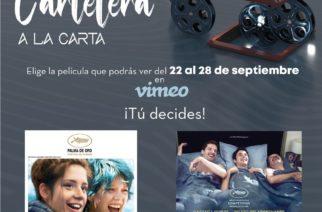 Cinema universidad amplía sus programas fílmicos