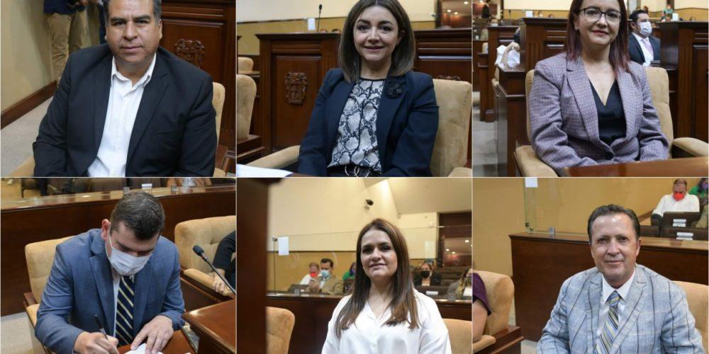 """Los futuros diputados de Aguascalientes en sus propias palabras: """"Comprometido"""", """"defensora"""", """"feminista"""", """"rojo""""…"""