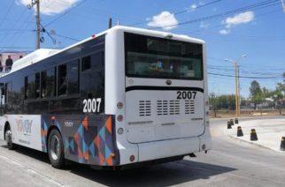 Seguirá el retiro de camiones sin permiso para operar en Aguascalientes
