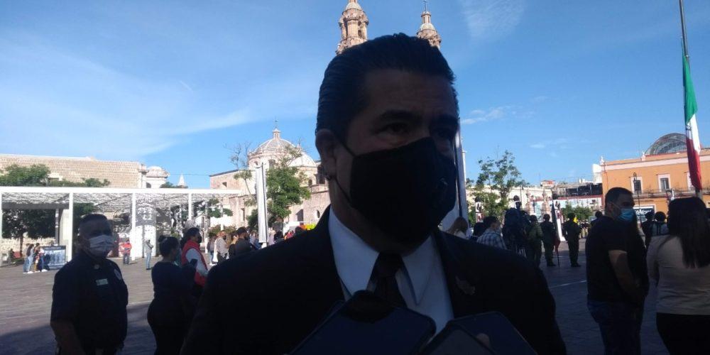 Alertan por llegada del primer frente frío de la temporada en esta semana en Aguascalientes