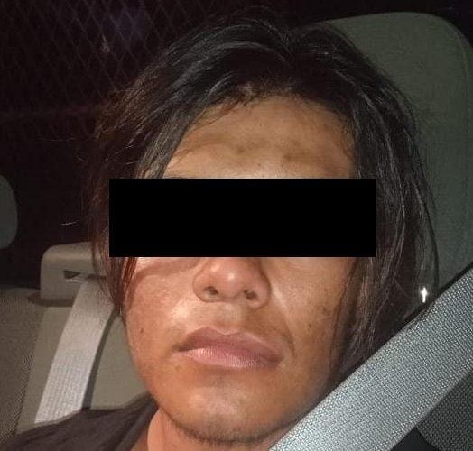 """Capturan a conocido ladrón identificado como """"El Meni"""""""