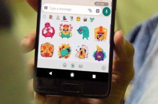 WhatsApp prepara función para convertir fotografías en stickers
