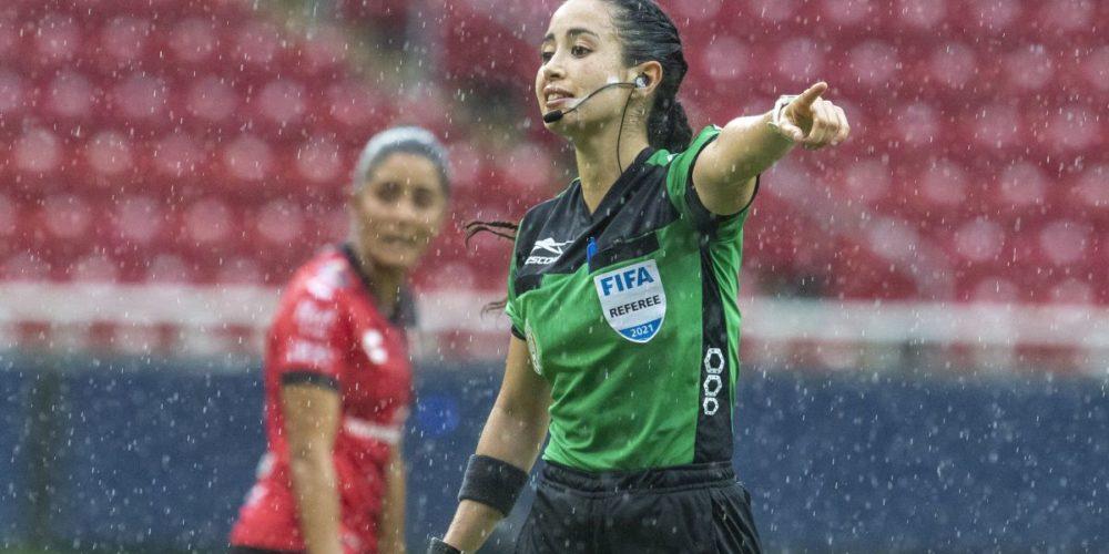 Se quejan de maltrato en arbitraje de la Liga Femenil MX