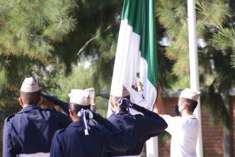 Municipio reconoce al bachillerato militarizado de Aguascalientes