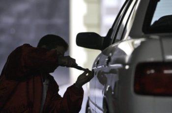 Robo total o parcial de vehículos, el delito más frecuente en Aguascalientes