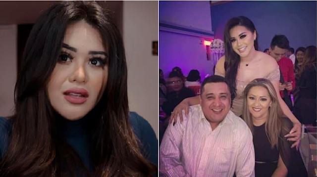 (VIDEO) Gomita denuncia que su papá la golpeó por defender a su mamá