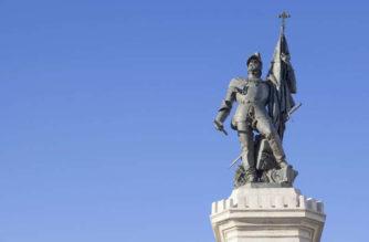 "España pide a México repatriar restos de Hernán Cortés por temor a que sean ""profanados"""