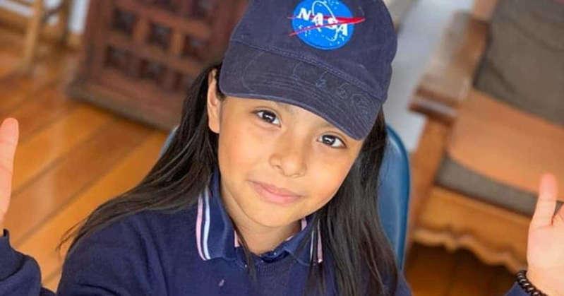 Niña genio mexicana  tiene un coeficiente superior al de Einstein