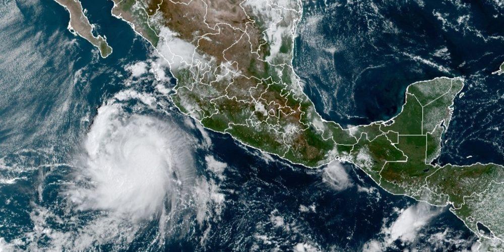 Pamelase convertirá esta noche a huracán de categoría 1