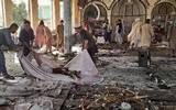 Explosión en  Afganistán deja al menos 50 muertos