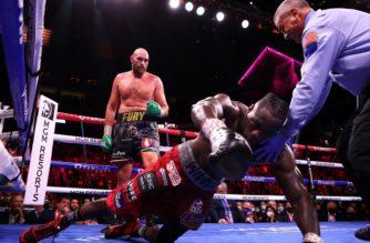 Explican desaire de Deontay Wilder hacia Tyson Fury