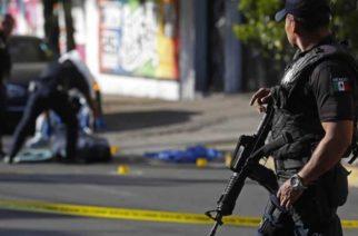 Jornada sangrienta en Jalisco deja saldo de 12 homicidios en 24 horas