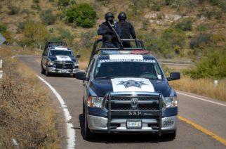 Policía municipal mantiene vigilancia en la periferia de la capital