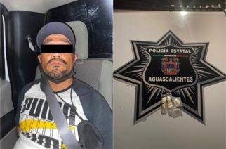 Detienen a Jesús Lauro con cocaína